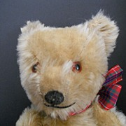 SALE Charming 1940's Chiltern Hugmee Bear