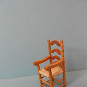 Tiny Ladder Back Chair