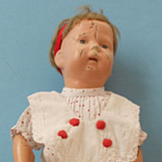 13&quot; Schoenhut Toddler w/ Original Paint