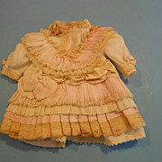 SOLD Reproduction French Style Dress