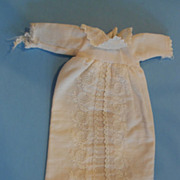 Small White Work Baby Dress