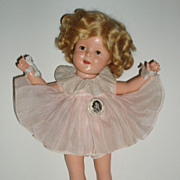 "SOLD Fabulous, All Original, 16"" Shirley Temple Doll"