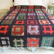 SALE Indiana Amish Buggy Quilt