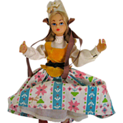 Polish Character Doll, c. 1960
