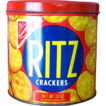 1977 Nabisco Ritz Cracker Tin