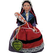 Le Minor French Mariettou des Pyrenees Doll