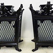 Cast Iron Lanterns