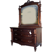 Classic Mahogany Dresser