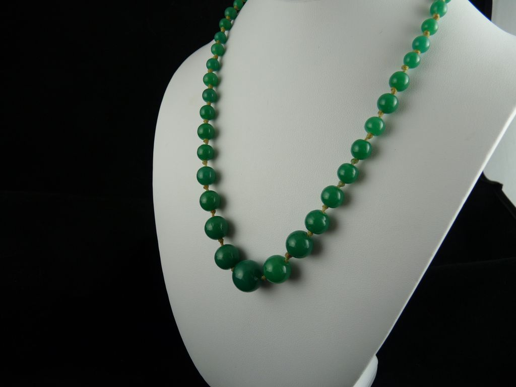 Green Necklace Related