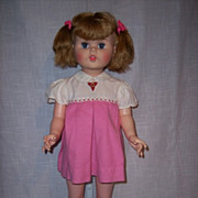 American Character Vintage Little Miss Echo Doll  1962