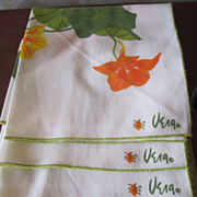Vintage VERA Neuman Print Napkins NEW condition