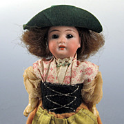 Antique Bisque German Doll  6.5�~ All Original~�G K� Sweden