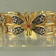 SALE Damascene Bracelet