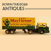 Marx Tin Mayflower Moving Van