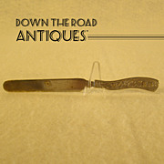 Palmer Cox Brownies Letter Opener / Butter Knife
