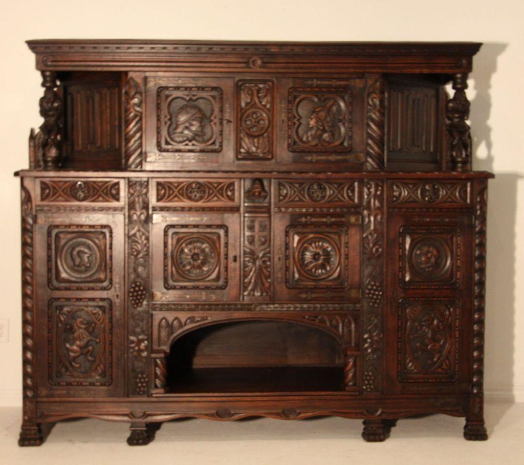 Ancient gothic furniture - Ancient Gothic Furniture 54