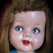 Doll Saucy Walker Ideal Doll