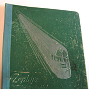 Notebook Zephyr School 1930s School