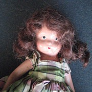 Nancy Ann Doll Little Miss Donnert Bisque