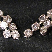 SALE Shoe Clips Rhinestones