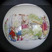 Royal Doulton Bank Bunnykins 1988
