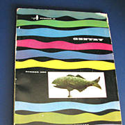 Magazine Gentry Mens Summer 1956 No. 19