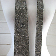 Vintage Necktie Oscar De La Renta Paisley