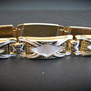 Bracelet Damascene Mother of Pearl