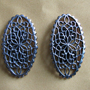 Musi Shoe Clips Filigree