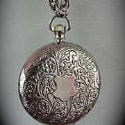 Vintage Locket Large Photos