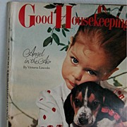 Good Housekeeping Magazine March 1958