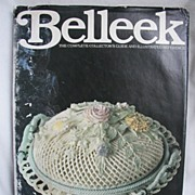 Belleek Pottery Reference Book Degenhardt