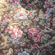 2 1/2 Yds Plus of Heavy Duty Kaufman Stain Resistant Upholstery Fabric