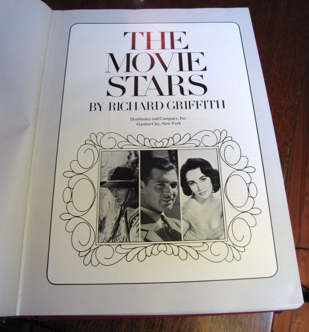 The Movie Stars by Richard Griffith 1970