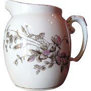 Beautiful Victorian T & V French Limoges Creamer