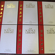 The Science Library (6 volume) How And Why Wonder Books, Like New!‏