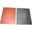 1881 & 1887 Merry Songs and Games, Rare Victorian Childrens Songbooks‏