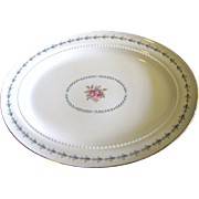 "Harmony House Mount Vernon 13"" Platter By Hall China"