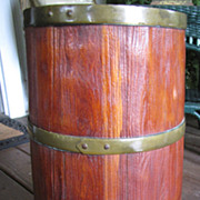 Great Old Milk Churn Umbrella or Walking Stick Stand
