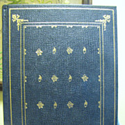 1964, Gone With The Wind, Leatherette, International Collectors Library, Like New&#8207;