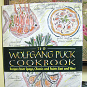 The Wolfgang Puck Cookbook by Wolfgang Puck, Excellent Condition