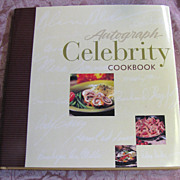 Autograph Celebrity Cookbook‏ by Dupont
