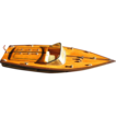 Fabulous  20&quot; Circa 1960's Chris Craft Model Boat, Great Details!
