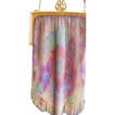 Finest Rainbow Mesh Antique Evening Bag