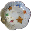 Beautiful Nippon Lustre Butterfly Gilt Plate