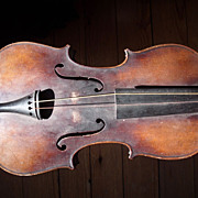 older violin with Franz Hell Elmshorn label