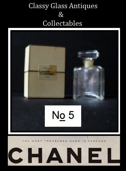 Boxed Chanel No. 5 Perfume Bottle 14ml T.M.P.