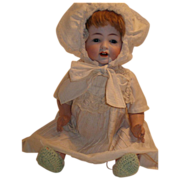 REDUCED German Bisque Character Baby C.M. Bergman