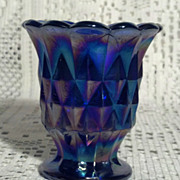 Imperial Glass Aurora Jewels Toothpick Holder