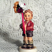 "Goebel 2273 Ferdinand Spring Gifts 4"" Figurine in Perfect Condition"